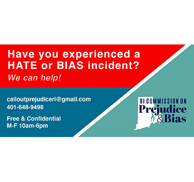RI Commission on Prejudice and Bias